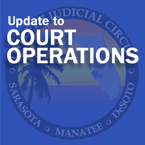 Update to Court Operations