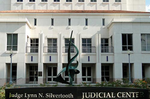 Judge Lynn N. Silvertooth Judicial Center Fountain